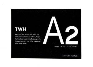 A2 - Heel Cup Corrector
